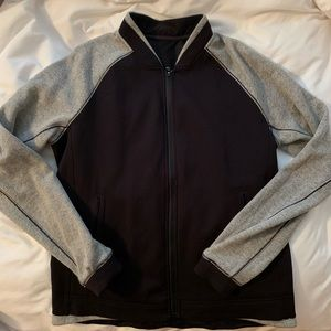Lululemon fashion/workout jacket size 8